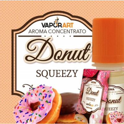 Aroma Concentrato Squeezy VaporArt - DONUT - 10 ml